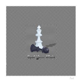 chess mosaic