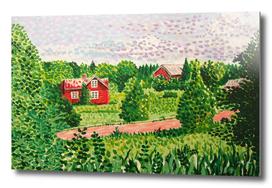 Åland Landscape