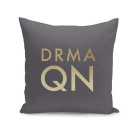 Drama Queen on Slate Grey