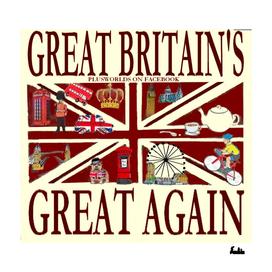 MAKE BRITAIN GREAT AGAIN