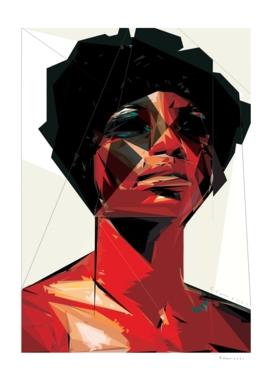 black woman VI