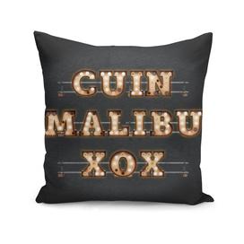 CUIN MALIBU - XOX