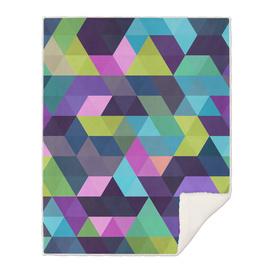 Colorful Geometric Background III
