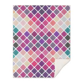 Watercolor Geometric Patterns III
