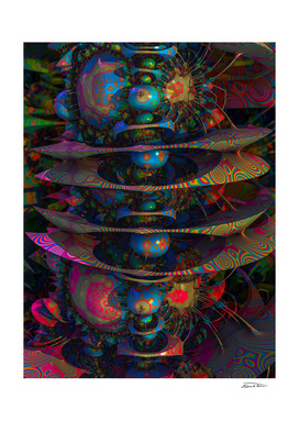 Psychedelic Abstract V