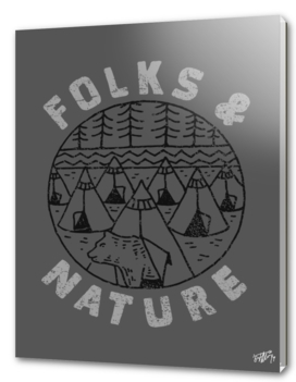 Folks and Nature