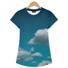 Sky and clouds A1