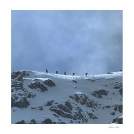 Ben Nevis Climb