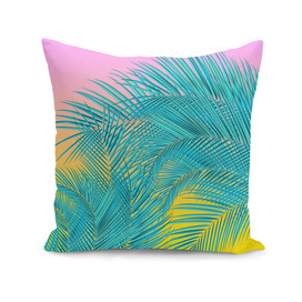 Summer Palm Leaves