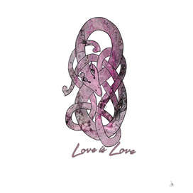 Love is Love Snake
