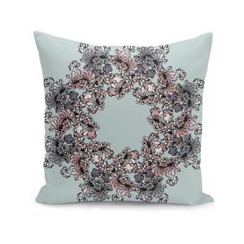 Mandala Flower – Camélia