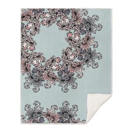 Mandala Flower – Camélia Composition