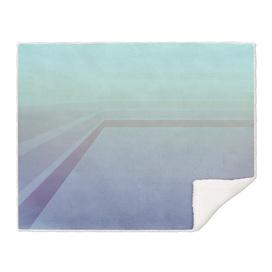 Horizontal flight (Blue edition)