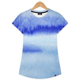 Blue wash    watercolor
