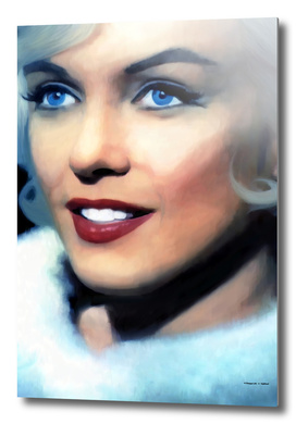 Marilyn Monroe Portrait #7