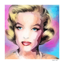 Marilyn Monroe Portrait #8