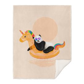 Chillin, Unicorn Panda