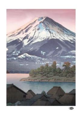 The Kawaguchi Trail - 5000px