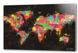 Psychedelic Continents