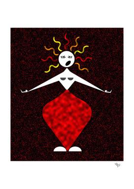 Starlight Sister Red