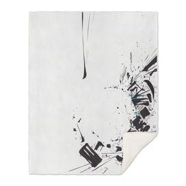 """""""Circularity"""" Abstract-ink#02"""