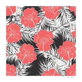 Tropical pattern 025