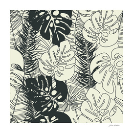 Tropical pattern 035