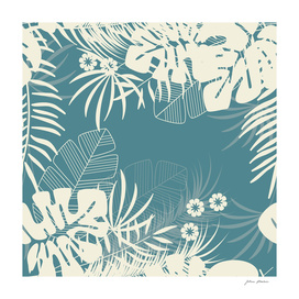 Tropical pattern 047