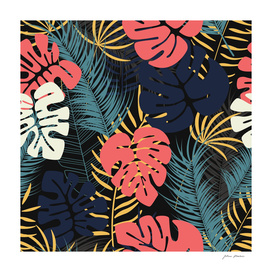 Tropical pattern 048
