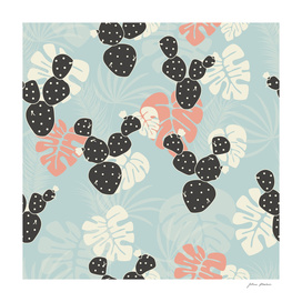 Tropical pattern 052