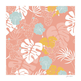 Tropical pattern 057
