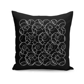 Abstract Circles | spiral pattern no. 7