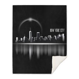 Graphic Art | A Dream of New York City no. 1