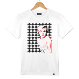 Marilyn Monroe | Diamonds | Pop Art