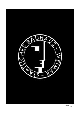 BAUHAUS SYMBOL (BLACK)