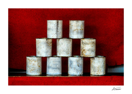 Soup Cans - A Time To Eat And A Time To Hit