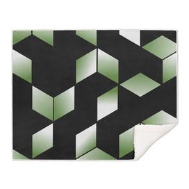 Elegant Origami Geometric Effect Design