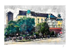 Cracow art 2 Wawel