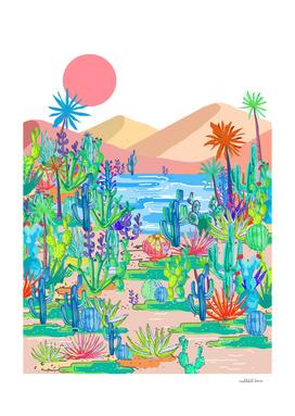 Wild West Desert