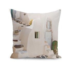 Home in Santorini