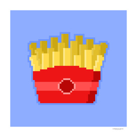Pixel Fries