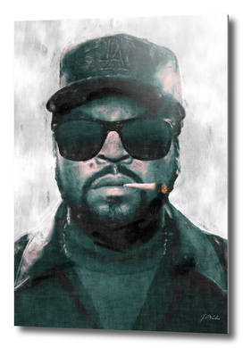 Ice Cube with joint