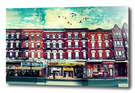 A Chicago Avenue