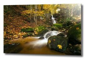 Yspertal Gorge
