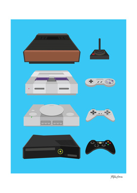 Video Games Retro