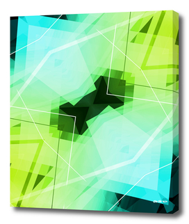 Revive - Geometric Abstract Art