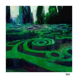 Secret Garden: Labyrinth