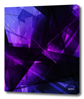 Vanquish - Geometric Abstract Art