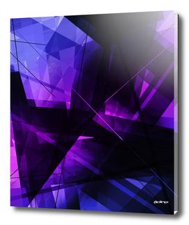 Vanquish - Geometric Abstract Art