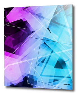 Reflections - Geometric Abstract Art
